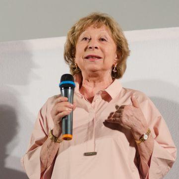 На українській прем'єрі стрічки «Лагідна»  Лія Ахеджакова розповіла,  чому майже не знімається