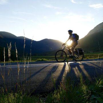 Електровелосипеди стають новим елементом сучасного способу життя