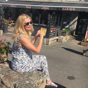 Закохана у Францію: Де і з ким Лідія Таран провела відпустку