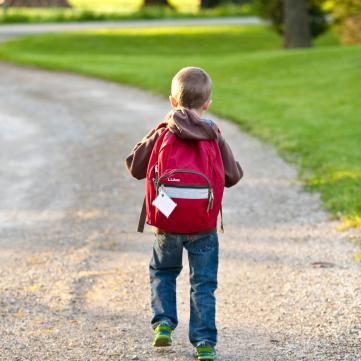 5 правил, як вибрати місткий та зручний ранець для школи