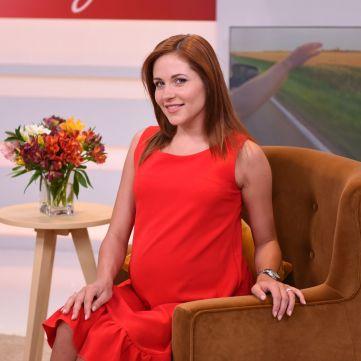 Зірка серіалу «Село на мільйон-2» Наталка Денисенко вагітна