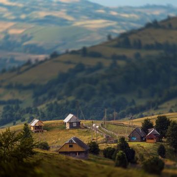 5 місць Закарпаття, в які можна закохатися