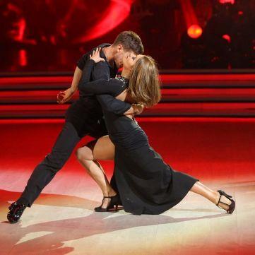 Хто замінив Яму: Могилевська у дивовижній формі виконала танго із новим партнером