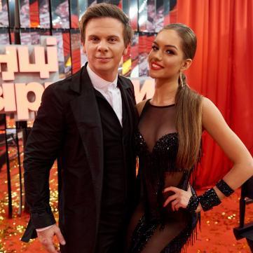 Дмитро Комаров відповів на критику свого виступу у Танцях з зірками