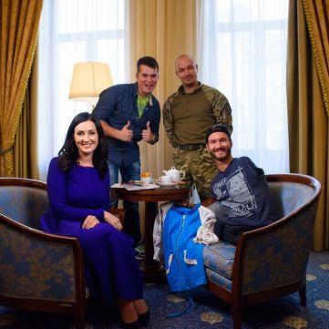Україна вперше відсвяткує День подяки з Ніком Вуйчичем