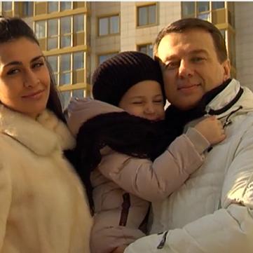 Героєм 12-го сезону Міняю жінку став колишній чоловік Лілії Подкопаєвої
