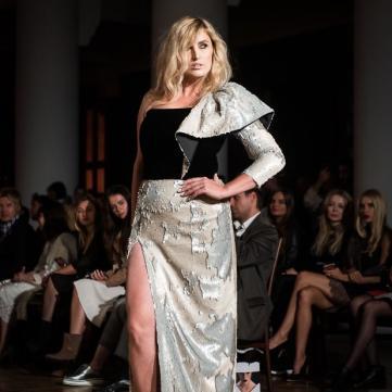 Уперше на подіум Ukrainian Fashion Week вийшли моделі plus-size