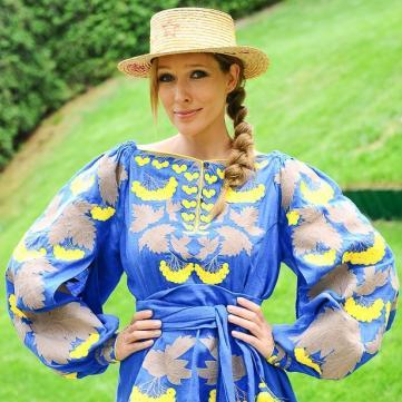 8 образів Катерини Осадчої від українських дизайнерів
