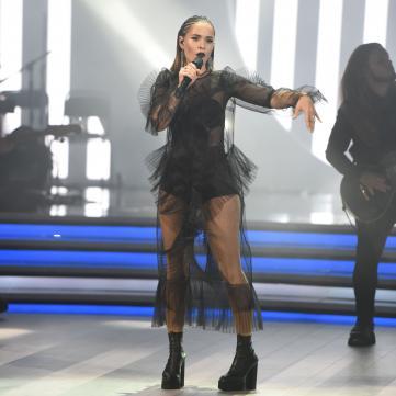 Солістка The Hardkiss зізналася, чому хвилювалася за виступ Камалії під пісню свого гурту