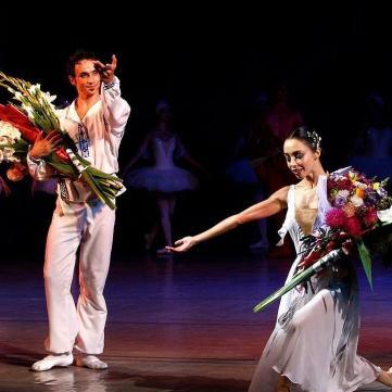 4 витончених образи Катерини Кухар у балеті «Лісова пісня»