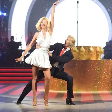Що «Дональд Трамп» думає про танці Олі Полякової