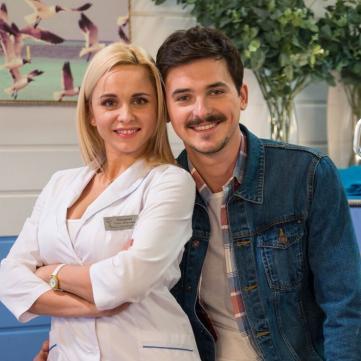 Як дружина Олеся Федорченка ставиться до його «кохання» з Лілією Ребрик