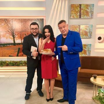 Людмила Барбір у прямому ефірі зізналася, що пов'язує її з Олексієм Смолкою