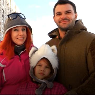 Запальна мама з Києва зруйнує спокій та ідилію в новій родині в проекті Міняю жінку
