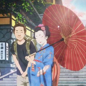 У Японії створили аніме Світ навиворіт (відео)