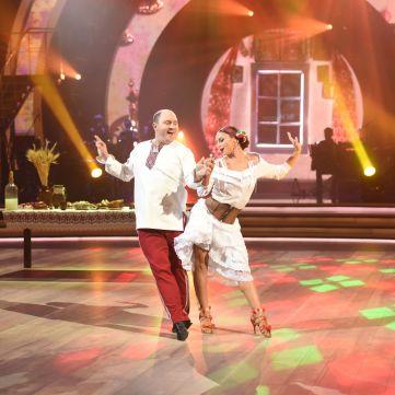 Юрій Ткач зізнався, на скільки кілограмів схуднув завдяки танцям