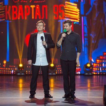 Степан Казанін розповів кумедний випадок, що стався під час зйомок шоу Вечірній Квартал