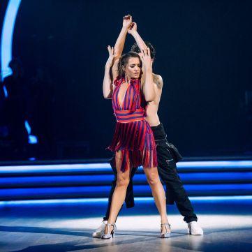 Наталя Могилевська звернулася до суддів Танці з зірками