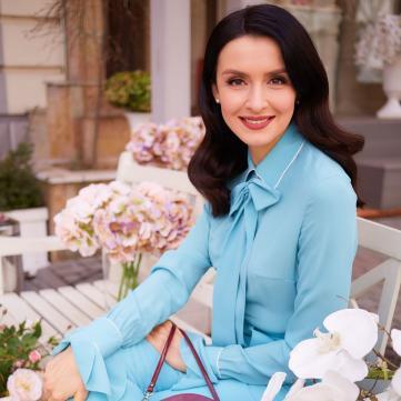 Валентина Хамайко потрапила до рейтингу українок, що надихають