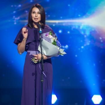 Наталія Мосейчук нагородила найкращого вчителя України