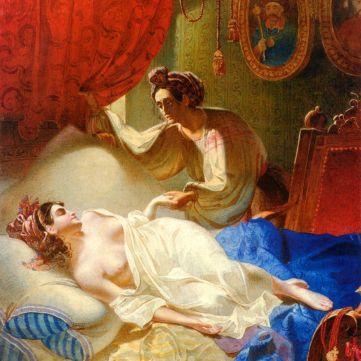 Перші моделі plus size: Жінки на картинках великих художників
