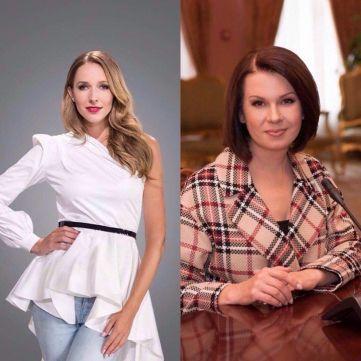 Алла Мазур та Катерина Осадча потрапили до рейтингу найвпливовіших українок