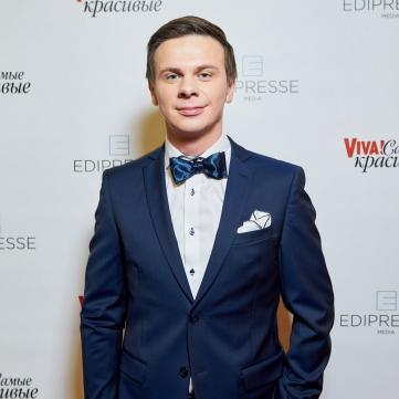 Дмитро Комаров показав ще один свій талант