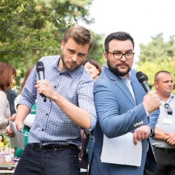 Руслан Сенічкін і Єгор Гордєєв розповіли, які жінки їм подобаються