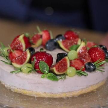 Рецепт суперкорисного торта, який можна їсти навіть на ніч