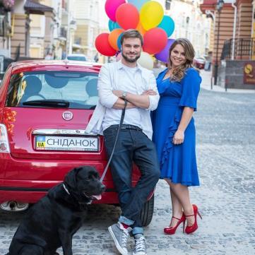 Єгор Гордєєв проспав перший ефір своєї нової співведучої