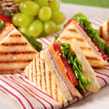 10 рецептів сендвічів на всі випадки життя