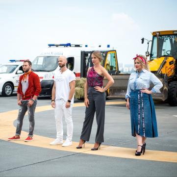 На подіум реаліті Модель XL вийде представниця України на світовому конкурсі краси