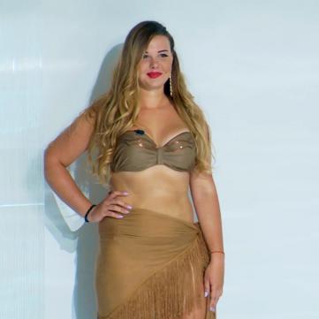 Учасниця Модель XL Катерина Рибакова розповіла, чим її спантеличили судді проекту