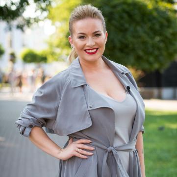 Тетяна Мацкевич про модельну кар'єру: Як на Заході ставляться до жінок із пишними формами