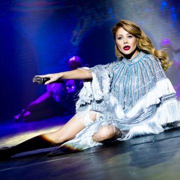 Тіна Кароль без макіяжу, таємні ритуали і виснажливі репетиції: як співачка готувала всеукраїнський тур
