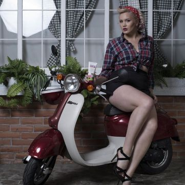 Учасниці Модель XL знялися у фотосесії в стилі пін-ап (фото)
