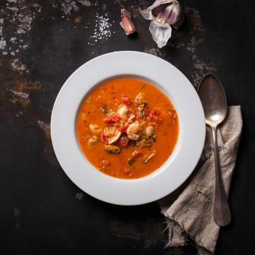 5 рецептів пісних супів від Руслана Сенічкіна
