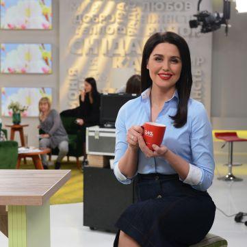 У мережі з'явився перший ефір Людмили Барбір у Сніданку з 1+1 (відео)