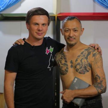 Дмитро Комаров опинився у лігві японської мафії