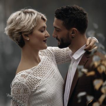 Віра Кекелія та Роман Дуда поділилися весільними фото