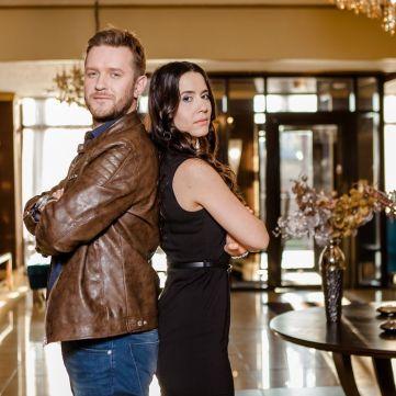 За три дні до кохання: 1+1 розпочав зйомки нового серіалу з українськими акторами