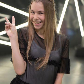 Півфіналістка Софія Лозіна поділилася враженнями після виступу