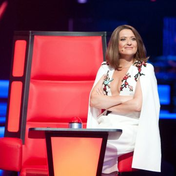 Наталя Могилевська зізналась, кого з українських артистів вважає своїм кумиром