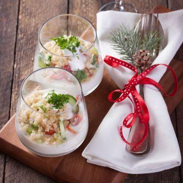 5 закусок до новорічного столу, які здивують гостей