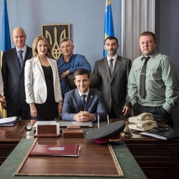 Актори Кварталу 95 отримали нагороди за допомогу волонтерам та українським військовим
