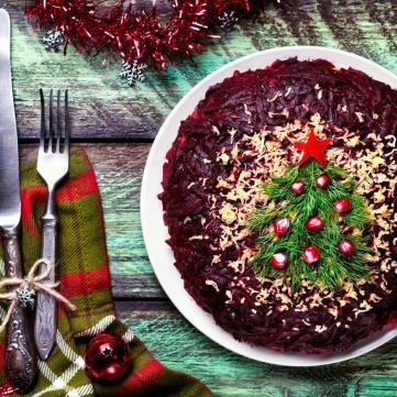 6 легких салатів, які стануть окрасою новорічного столу