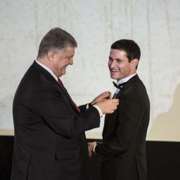 Ахтем Сеітаблаєв отримав орден від Президента за фільм «Кіборги»