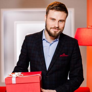 Єгор Гордєєв розповів, з ким зустрічатиме Новий рік
