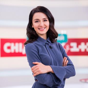 Валентина Хамайко озвучила головну героїню у серіалі Діагноз