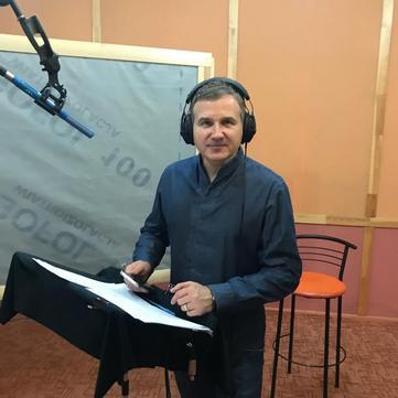 Юрій Горбунов озвучив головного героя мультфільму від 20th Сentury Fox